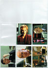 X FILES SEASON 1 PARALLEL FOIL STAMPED SINGLE CARDS