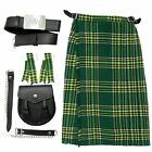 Irish Baby/Babies & Boys Kilt Kit/Outfit With Kilt, Sporran Belt & Flashes  0-14