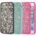 Vena® Vintage Quill Pattern Matte Rubberized Case Cover For iPhone 6 6S 4.7""
