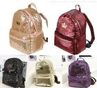 2013 High Quality Sequins Backpack Women Ladies Girls Leisure School Bags