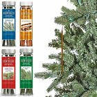 6 Scented Christmas Tree Ornaments Scentisicles Fragrance Sticks BA