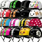 2015 Melon Unisex Urban Commuter City Skate BMX Bike Light Weight Fashion Helmet