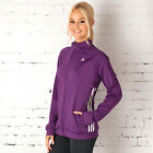 adidas Womens Essentials 3 Stripe Track Top In Purple From Get The Label ad1