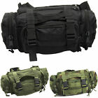 MOLLE Bum Bag Waist Pack Army/Military Adjustable Heavy Duty Nitehawk