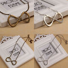 8 Word Alloy movie harry potter -deathly hallows metal silver necklace pendant