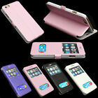 Luxury Magnetic Flip Cover Stand Wallet Leather Case For Apple iPhone 6 4.7 New