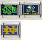 Notre Dame Fighting Irish ND Clover Charm Fits ALL 9mm Modular Italian Bracelets