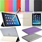 Magnetic PU Leather Smart Cover Stand Case For APPLE iPad Air/Air 2 /4 3 2 /Mini