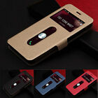 Luxury Leather Flip Pouch Case Cover for Lenovo Phone S850 S850T GFY