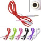 STEREO AUDIO 3.5MM MALE TO FEMALE EARPHONE HEADPHONE CONNECT EXTENTION CABLE