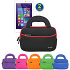 """Handle Carrying Sleeve Case+2x LCD For Acer Iconia Tab 8 W W1-810-1193 8"""" Tablet"""