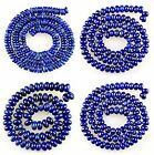 K60278 Adding hue lapis lazuli abacus bead loose beads,more size offer