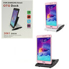 3IN1 OTG Dock Battery Charger Cradle For Samsung Galaxy Note 4 N9100 GFY