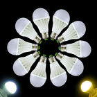 10/20PCS White E27 AC85-260V 10W LED Bulb Lamp Light Super Bright Saving 80% USA