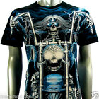 Limited Rock Eagle T-Shirt Sz M L XL 2XL 3XL Tattoo Skull Biker Gangster mma E52