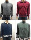 New Tommy Hilfiger Mens Embroidered Full Zip Cotton Fleece Track Jacket