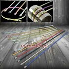"10x 12"" Stainless Steel 5mm Zip Tie Cable Wire Header/Exhaust/Manifold Heat Wrap"