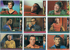 STAR TREK ORIGINAL SERIES 2 PROFILES CARD SINGLES