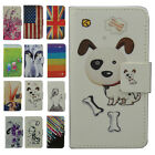 FLORAL cartoon WALLET LEATHER CASE COVER FOR Alcatel