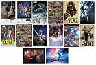 STAR WARS - POSTERS (Official) 61x91.5cm - Classic Movie Posters (Prints) (Maxi)