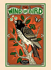Toy Wind Up Bird Singing Song American USA Vintage Poster Repro FREE SH