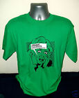 FREAKS The Creeps mens green cotton promo T shirt NEW/UNWORN S, M, L