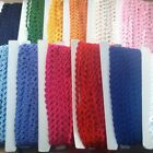 "JUMBO RIC RAC BRAIDING CRAFTS SEWING 13MM (33/64"") CHOOSE YOUR COLOUR AND LENGTH"