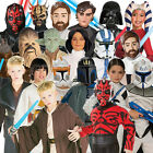 Child Star Wars Fancy Dress Costume Halloween Book Week Outfit Kids Boys Girls