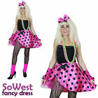 FANCY DRESS Popstar for 1980s 1990s 80s 90s Madonna celebrity lookalike Nights