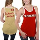 San Francisco 49ers Women's Scarlet Home Game Tank Top