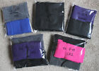 *Stride Rite Girls Fleece Footless Tights 2/3 pack Size S M L XL Variety Colors