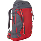 North Face Ice Project Unisex Rucksack Hiking - Tnf Red Asphalt All Sizes