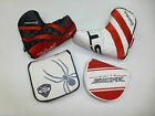 New - TaylorMade Golf 2015 GHOST & SPIDER Mallet and Blade Putter Covers