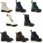 Mens Womens Shoes Doc DR. MARTENS Ankle Work Leather Lace-Up Boot Walking Casual
