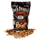 JACK DANIEL'S TENNESSEE WHISKEY WOOD SMOKING CHIPS - BARBECUE / BBQ CHIPS