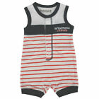 Timberland Babies Girls Boys Sleeveless All In One Cotton Romper T9498 626 UA21