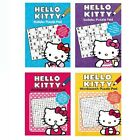 Hello Kitty PUZZLE PADS - Wordsearch & Sudoku {Alligator} (Kids/Creative)