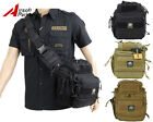 New Phantom Tactical Military Outdoor Cordura Molle Shoulder Sling Bag Backpack