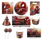 The Amazing SPIDERMAN 2 Birthday PARTY Tableware Balloons Decorations Supplies