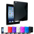 Protective S-Line Wave Gel Series Case Cover For Apple iPad 3 4 Retina Display