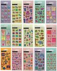 CRAFT Stickers - Huge Range of Themes (Reward/Decorate Cards/Books/Paper)