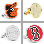 Choose Your MLB Baseball Team Executive Cufflinks - Set of 2 with Box