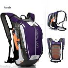 Outdoor Sports 18L Cycling Bicycle Shoulder Backpack Riding Hydration Water Bag