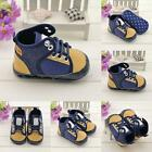 Baby Girls Boy Infant Toddler Soft Sole Anti-slip Lace Up Crib Shoes Sneaker A79
