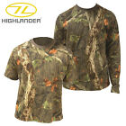 Highlander Tree Deep Camouflage Short/Long Sleeve T-Shirt S-XXL Hunting Fishing