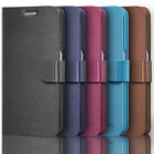 Vintage Leather Wallet Case Cover w/ Stand Card Slots For Samsung Galaxy S6 Edge