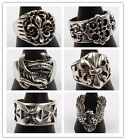 Individualized Mens 316L Stainless Steel US Size 10,11 Ring Jewelry In 6 Styles