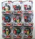 "HERO:108 KINGDOM KRASHER 3"" Playmates Action Figures - Menu Selection"