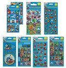 Thomas & Friends (Tank Engine) STICKERS SHEETS (Kids/Fun/School/Reward/Gift)