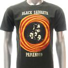ASIA SIZE Sz S M L XL BLACK SABBATH T-shirt Vtg Retro Rock Band Music Many Size